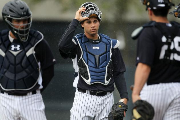 Stock Up, Stock Down for New York Yankees' Top 10 Prospects in Week 20