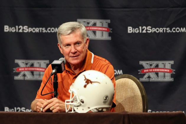 Texas Football: Game-by-Game Schedule Predictions for 2013