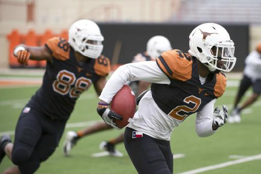 Texas Football: Meet the Longhorns' 5 New Starters for 2013