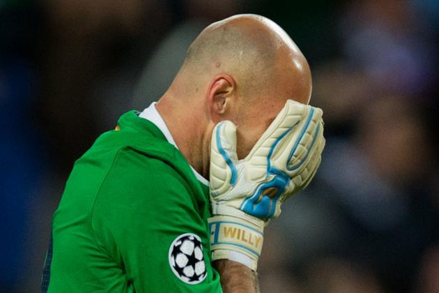 Biggest World Football Blunders of the Weekend