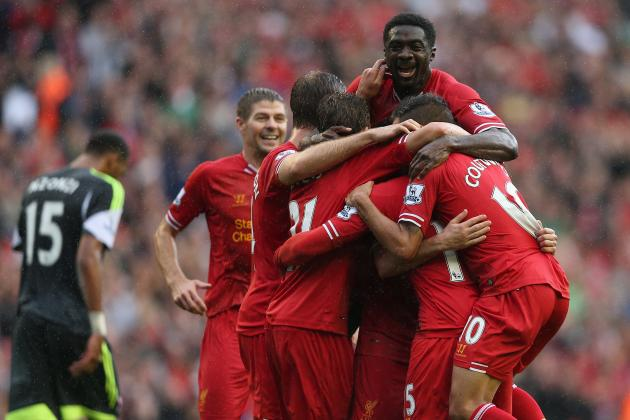 6 Things We Learned from Liverpool's Dramatic 1-0 Home Win over Stoke City