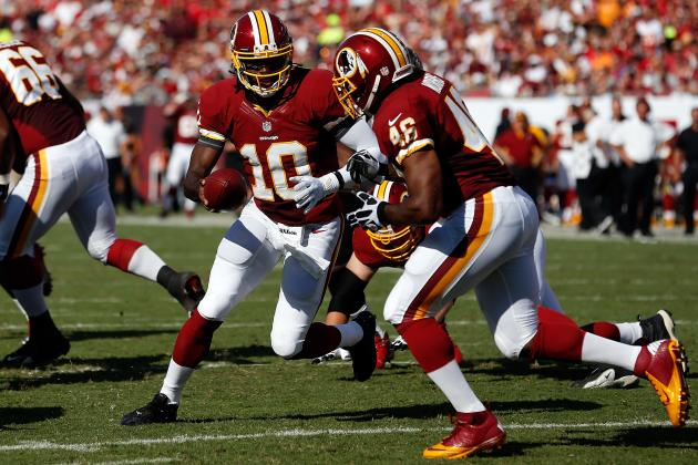 Washington Redskins 2013 Schedule: Win-Loss Predictions for Every Game