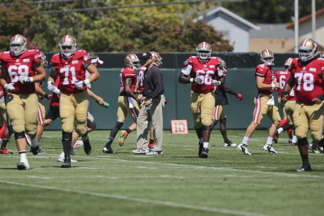 San Francisco 49ers: Winners and Losers from Week 2 of Training Camp
