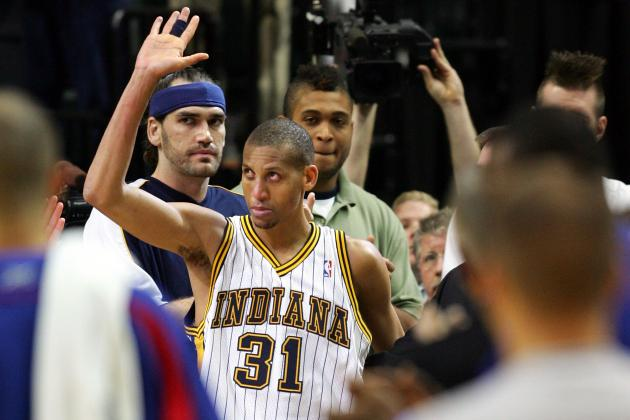 Ranking the Top 25 Players in Indiana Pacers NBA History
