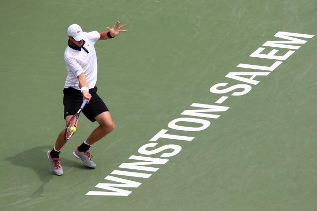 Winston-Salem Open 2013: Daily Scores, Results and Schedule