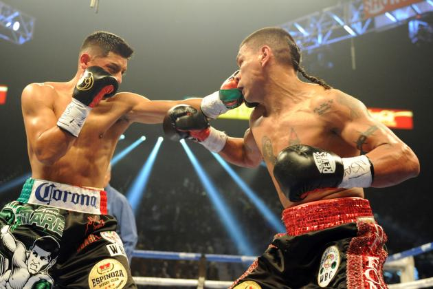 Abner Mares vs. Jhonny Gonzalez: Preview and Prediction for Title Fight