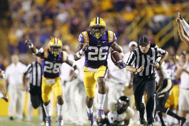 LSU Football: Meet the Tigers' New Starters in 2013