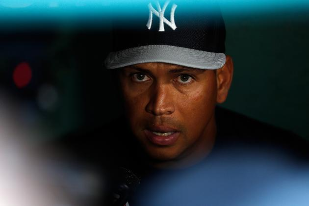 Ranking Most Dramatic Moments of the Alex Rodriguez vs. Boston Red Sox Rivalry