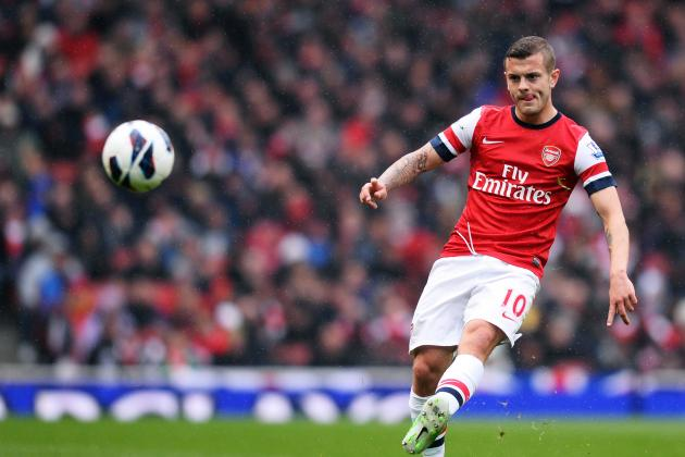 Jack Wilshere: 5 Reasons the Arsenal Midfielder Is Set for a Stellar Season