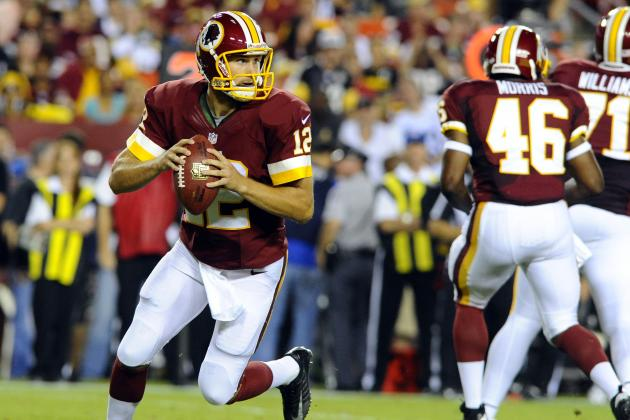 5 Biggest Takeaways from Washington Redskins' Preseason so Far