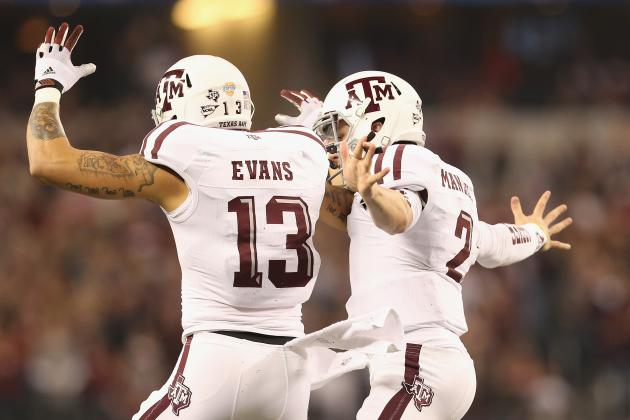 Texas A&M Football: Everything You Need to Know About the Aggies WR Corps