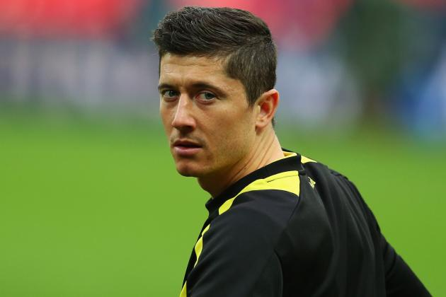 Robert Lewandowski Transfer News and Rumours Tracker: Week of August 19