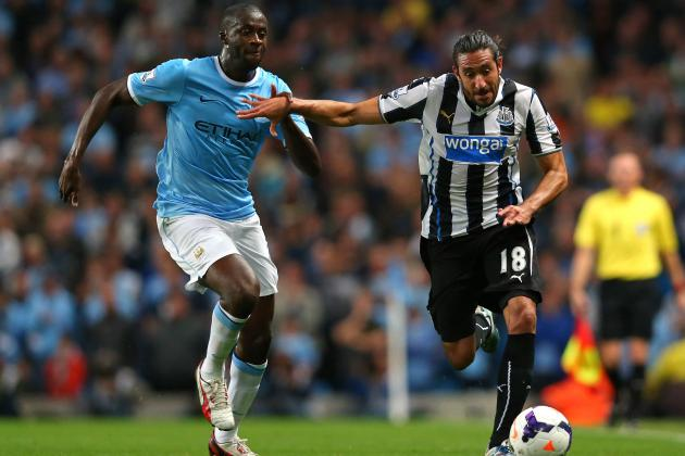Manchester City vs. Newcastle United: 5 Things We Learned