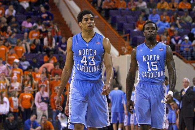 North Carolina Basketball: Ranking Tar Heels' 5 Most Indispensable Players