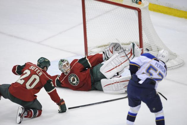 The 5 Players That Will Determine the Season for the Minnesota Wild