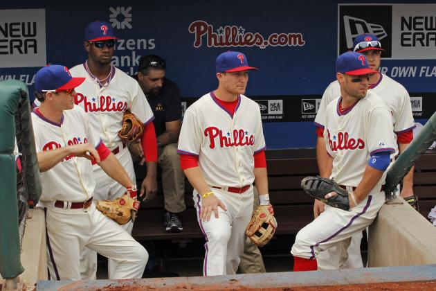 Philadelphia Phillies: 5 Players Trying to Save Their Jobs for 2014