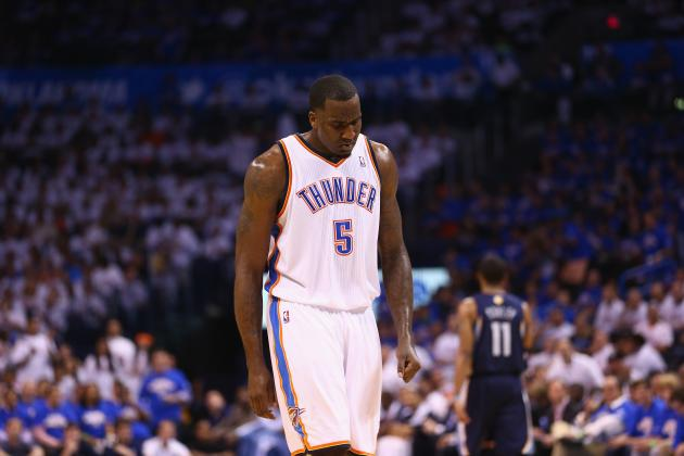 OKC Thunder Players Fighting for Their Basketball Lives