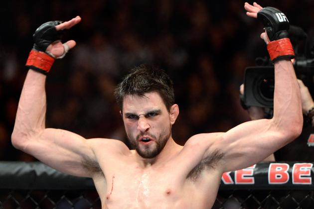 UFC Fight Night 27: Condit vs. Kampmann Fight Card Betting Odds and Predictions