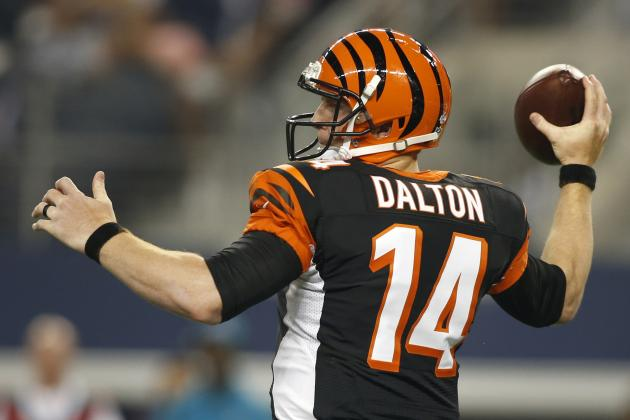 Top 5 Cincinnati Bengals Who Will Boost Your Fantasy Team