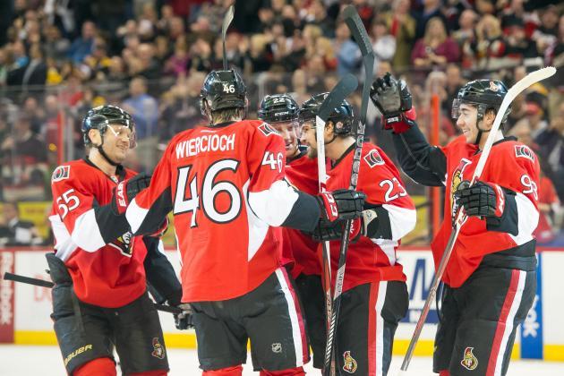 Predicting Stanley Cup Dark Horses for the 2013-14 NHL Season