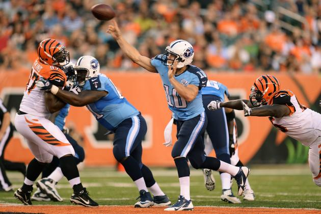 Predicting Awards Honors for Titans' 2013 Season