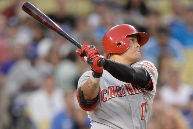 Predicting What the Cincinnati Reds' Starting Lineup Will Look Like Next Year