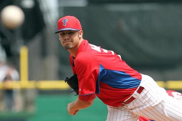 5 Prospects Philadelphia Phillies Will Promote in September