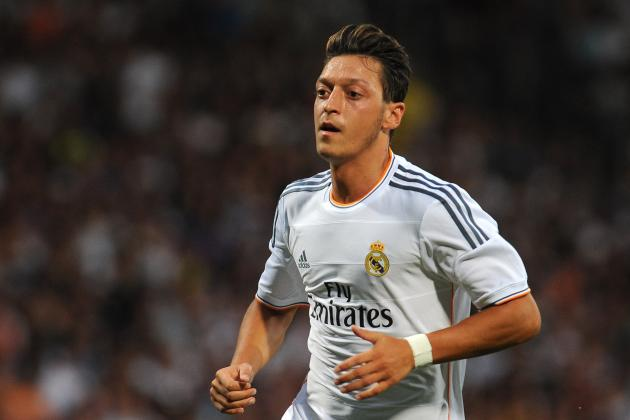Mesut Ozil: 5 Reasons the Real Madrid Midfielder Is Set for a Stellar Season