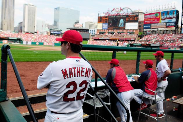 Predicting the 2014 St. Louis Cardinals Lineup