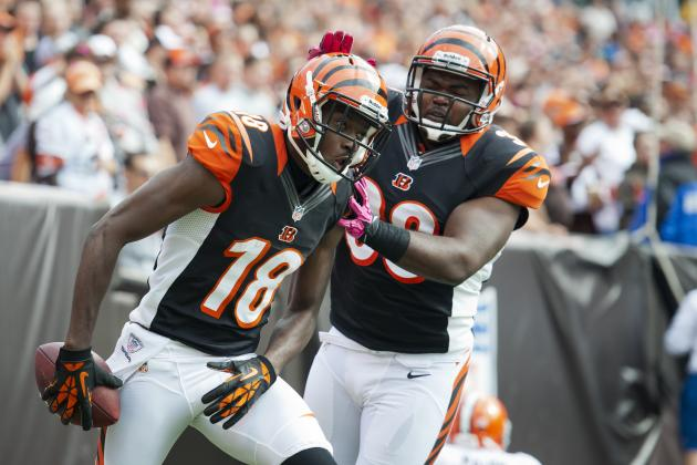 Analyzing Fantasy Value of Top Cincinnati Bengals Playmakers