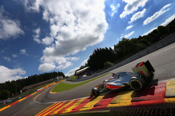 Ranking the 7 Best Corners in Formula One