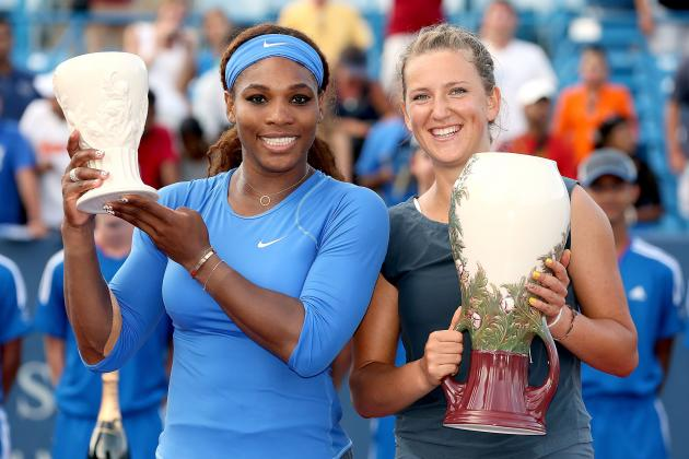 Power Ranking the Top 20 Women Heading into the 2013 U.S. Open