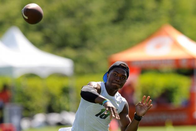 5 2014 Recruits Who Would Be a Perfect Fit in the Spread Offense