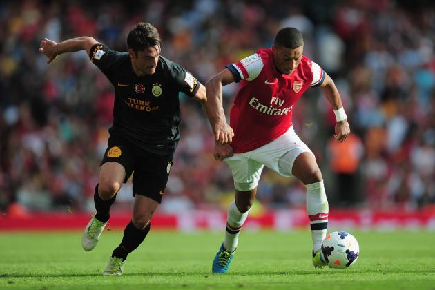 Alex Oxlade-Chamberlain and 10 Bizarre Contract Clauses