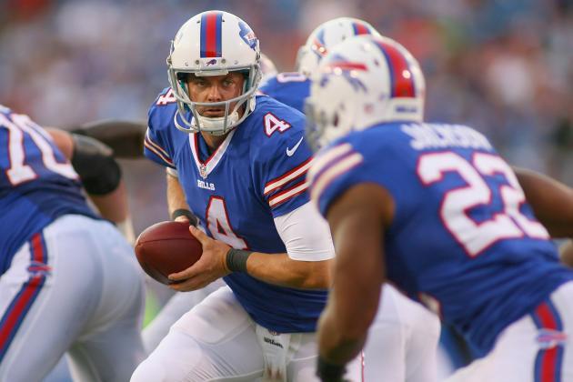 2013 NFL Preseason Week 3 Picks: Buffalo Bills vs. Washington Redskins