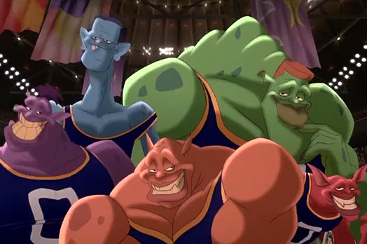 Who the Space Jam Aliens Would Steal Talents from in 2013