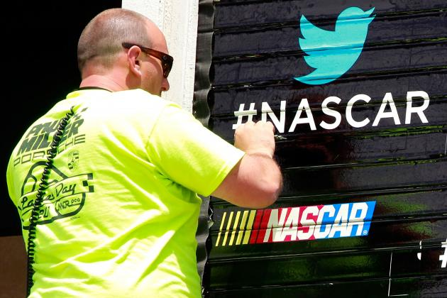 The Ultimate List of People for NASCAR Fans to Follow on Twitter