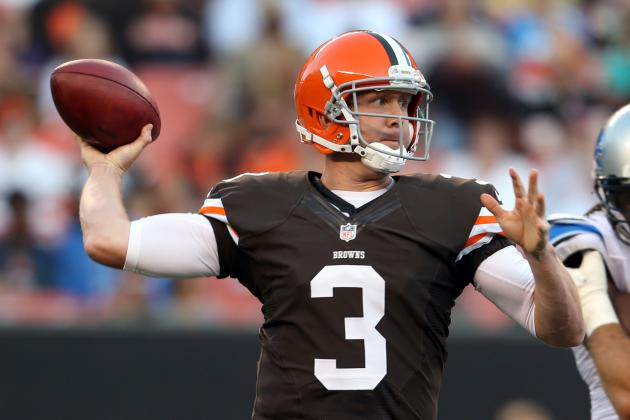Predicting Awards Honors for the Cleveland Browns' 2013-14 Season