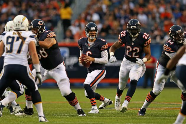 Full Stat Predictions for Chicago Bears' Regular Season