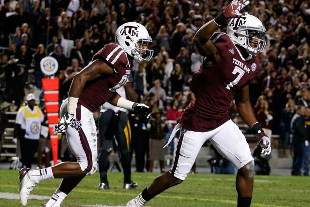 Texas A&M Football: Meet the Aggies' 11 New Starters for 2013