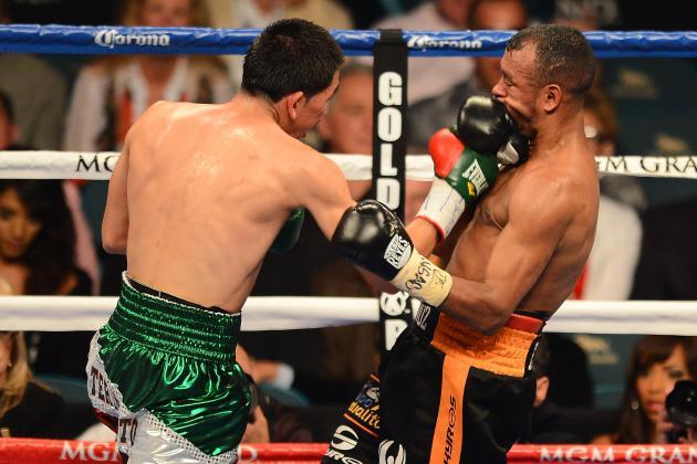 Victor Terrazas vs. Leo Santa Cruz: Preview and Prediction for Title Fight
