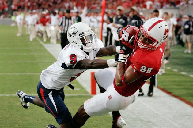 College Football: 15 Standout Returners from Teams Who Were Terrible Last Season