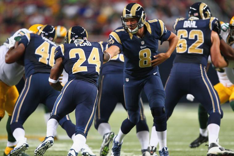 Predicting Awards Honors for the St. Louis Rams' 2013 Season