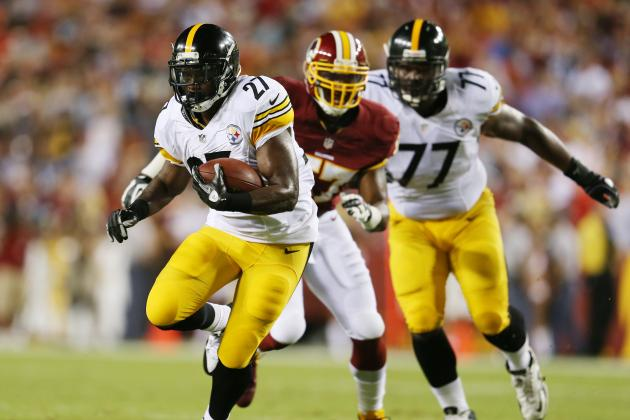 Winners, Losers from the Pittsburgh Steelers' Loss to the Washington Redskins