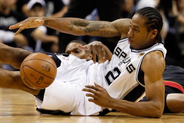 Players Who Must Step Up for the San Antonio Spurs This Season
