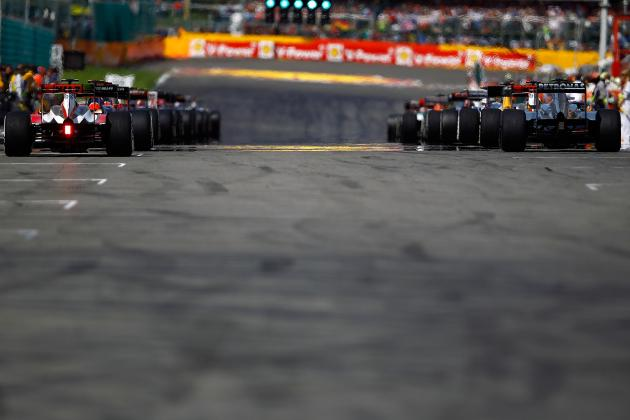 Formula 1 Belgian Grand Prix Preview: Tyres, DRS, Weather and Session Times