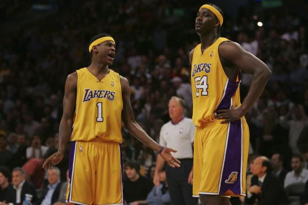 The Most Embarrassing Players in LA Lakers' Past 20 Years