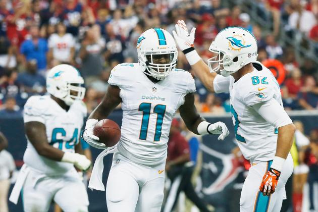 Predicting Team Awards for Miami Dolphins' 2013 Season