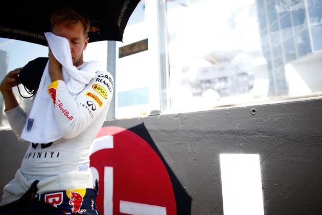5 Reasons Sebastian Vettel Will Not Win the 2013 Belgian Grand Prix