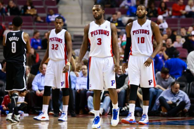 5 Players Who Must Step Up for the Detroit Pistons in 2013-14